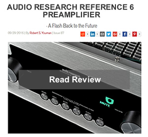 Audio Research Ref 6 review