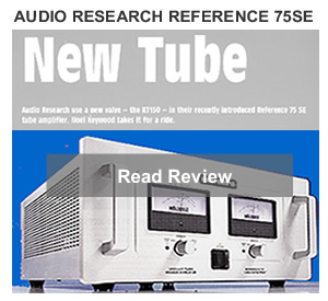 Audio Research Ref75SE review